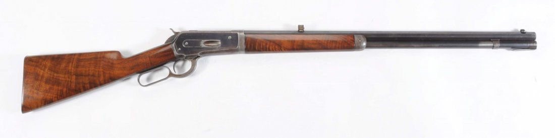 Winchester Model 1886 Takedown .45-.90 Cal Rifle.