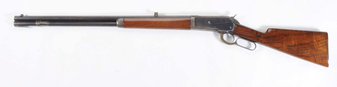 Winchester Model 1886 Takedown .45-.90 Cal Rifle. - 2