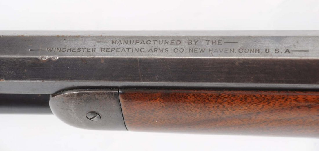 Winchester Model 1886 Takedown .45-.90 Cal Rifle. - 6
