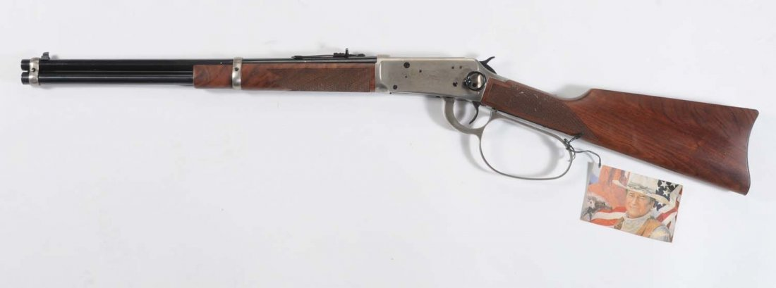 John Wayne Winchester 94 .30-.30 Cal. Rifle.** - 2