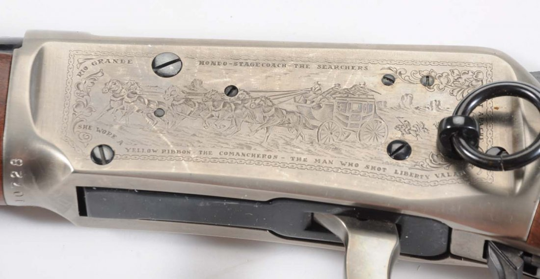 John Wayne Winchester 94 .30-.30 Cal. Rifle.** - 7