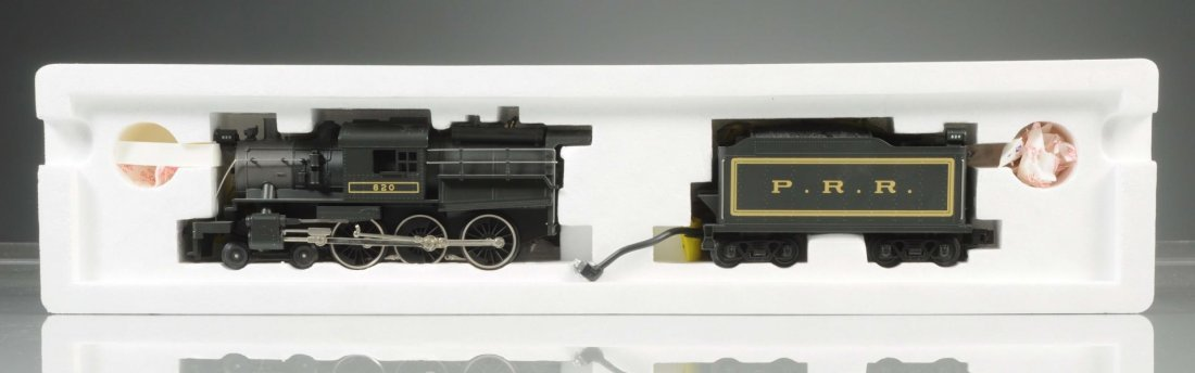 Rail King By MTH PRR 2-10-0 Decapod.
