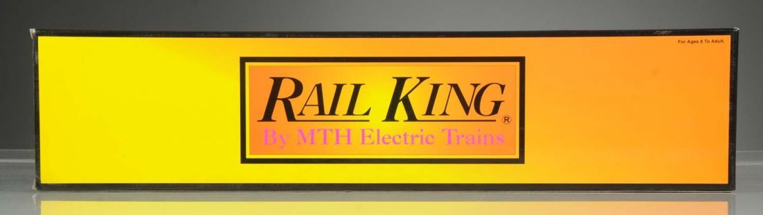 Rail King By MTH PRR 2-10-0 Decapod. - 2