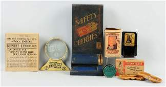 Lot of Smoking Related Items.
