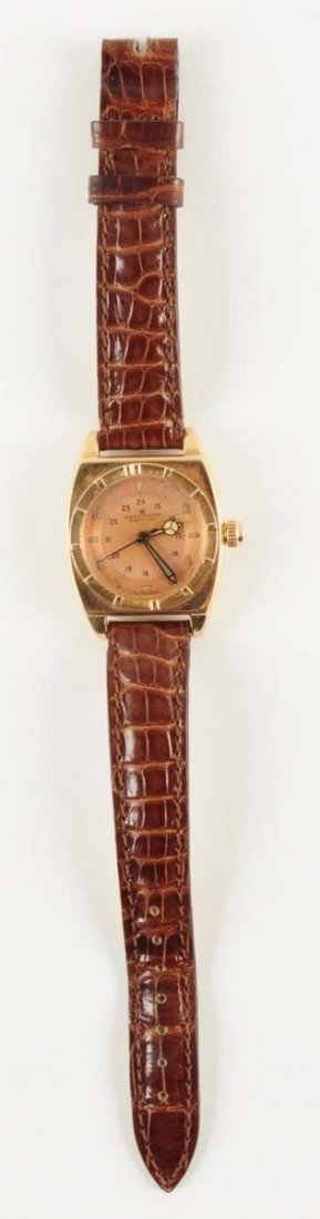 Man's Vintage Rolex Oyster Perpetual Watch.
