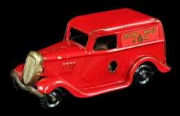 Tri–Ang Toys No. 3M Ford Royal Mail Van Toy.