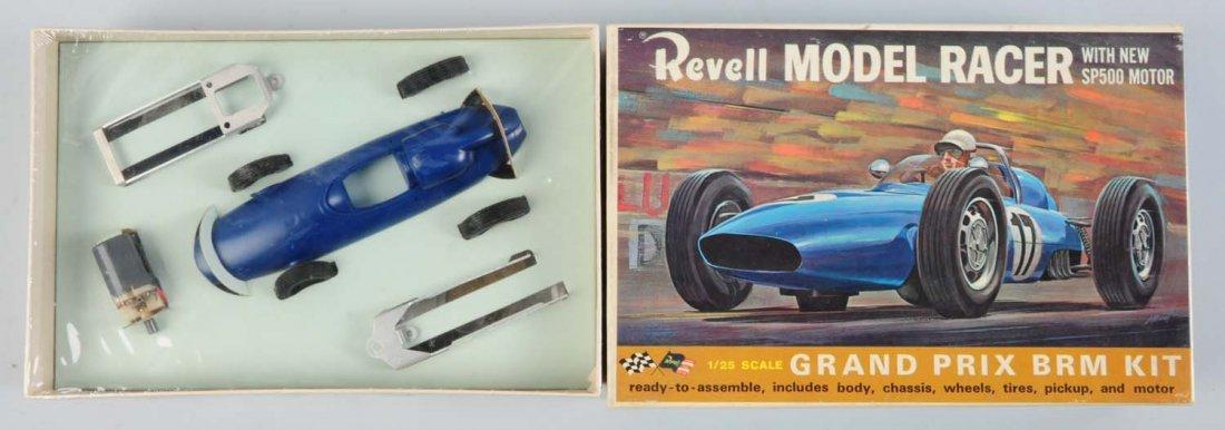 Revell Model Racer Grand Prix BRM Kit.