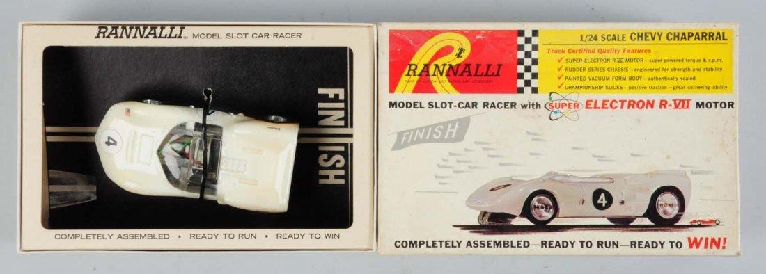 Rannalli Chevy Chaparral Ready to Run Model Car.