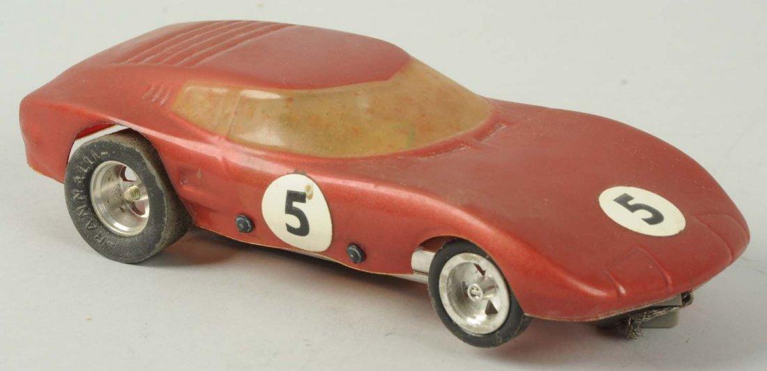 Rannalli Corvair GT Slot Car.