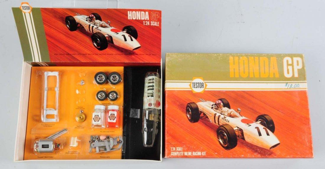 Testor Honda GP Car Kit.