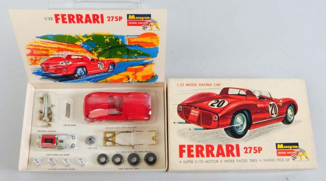 Monogram Ferrari 275 P Model Kit.