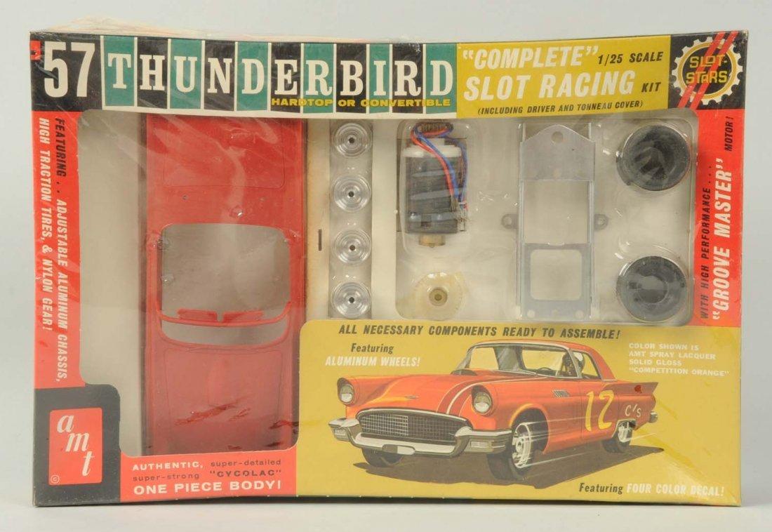 AMT 1957 Thunderbird Slot Racing Kit.
