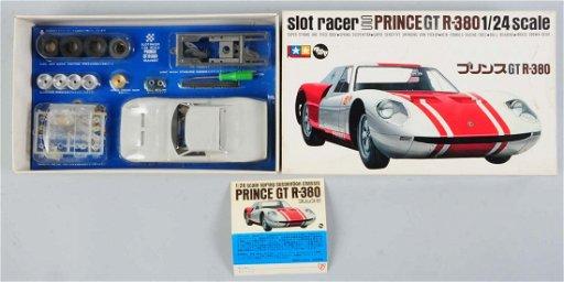 Tamiya Prince GT R-380 Slot Car Kit