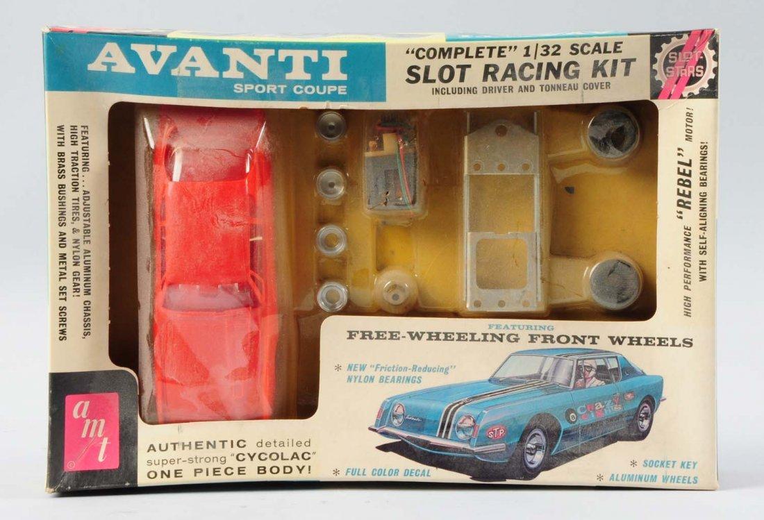 AMT Avanti Slot Car Kit