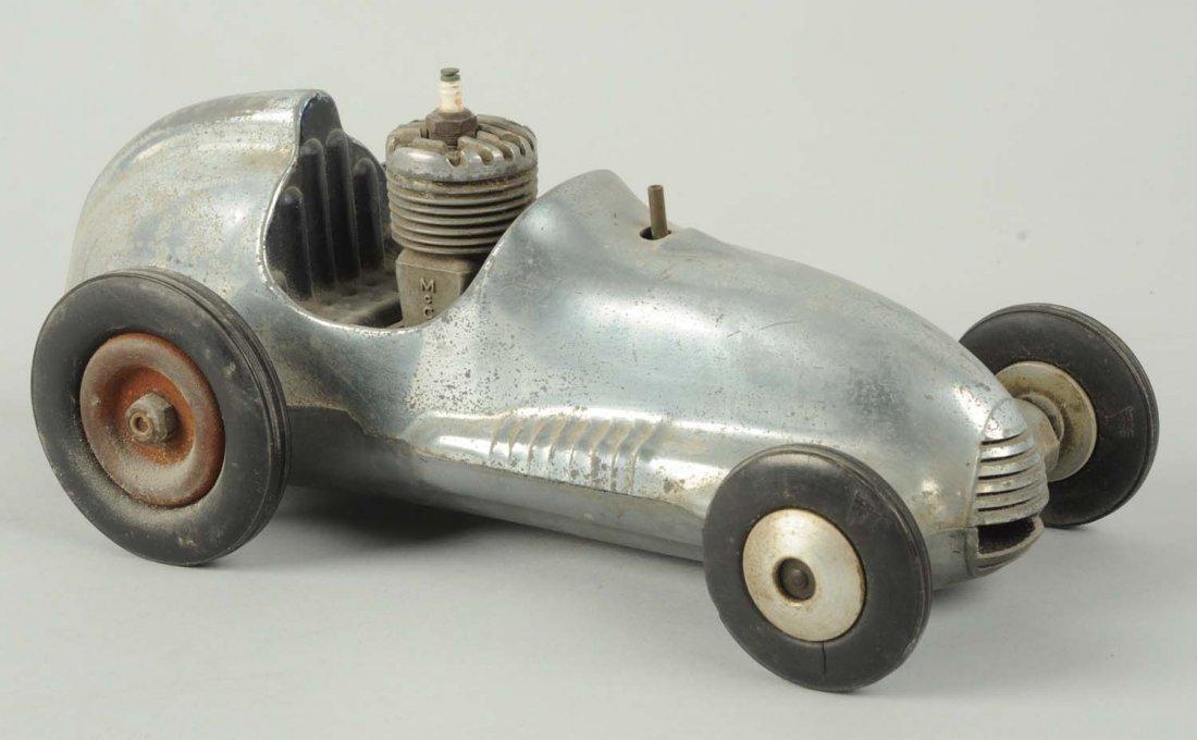 Real McCoy Tether Car.