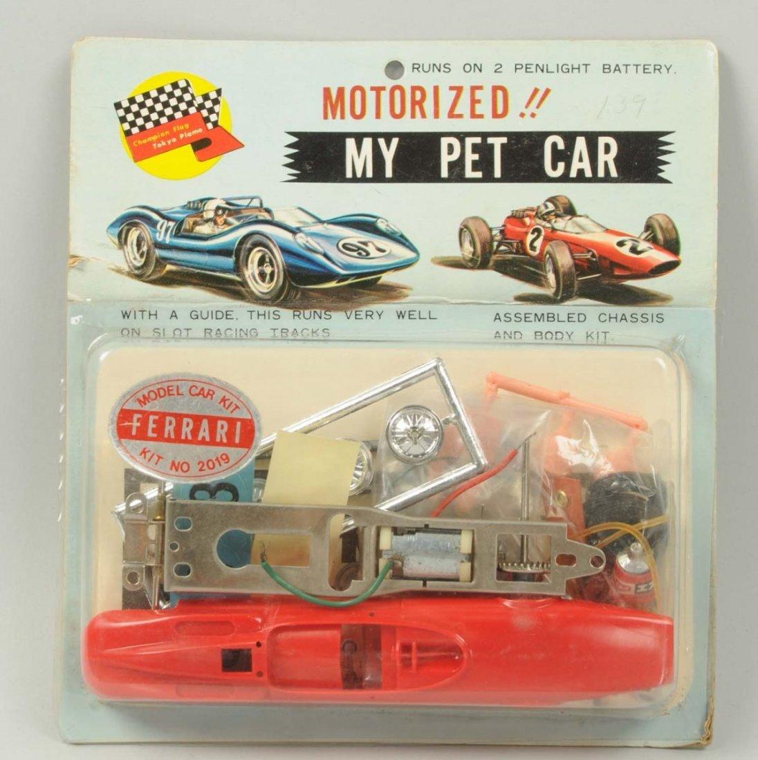 Tokyo Plamo Ferrari Slot Car Kit