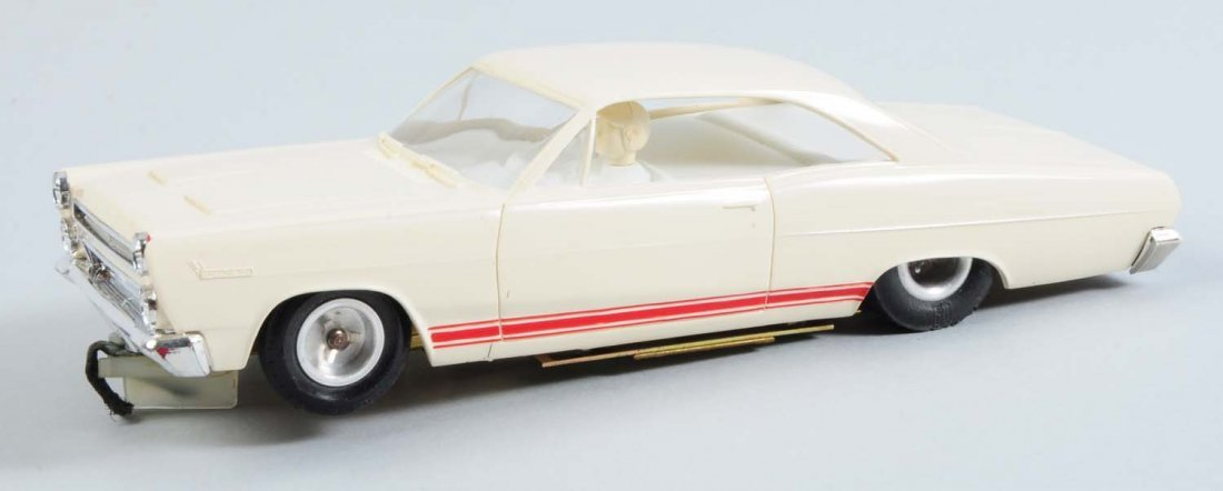 1966 Comet Cyclone GT AMT Slot Car. - 3