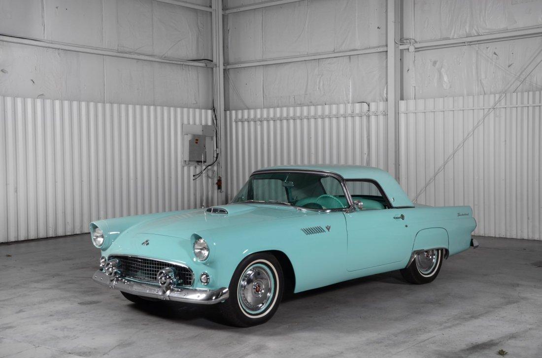 1955 Ford Thunderbird Roadster.