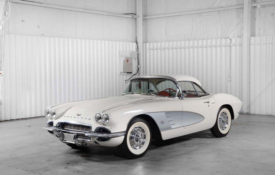 1961 Corvette.