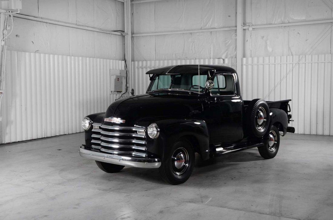 1953 Chevrolet Pickup.
