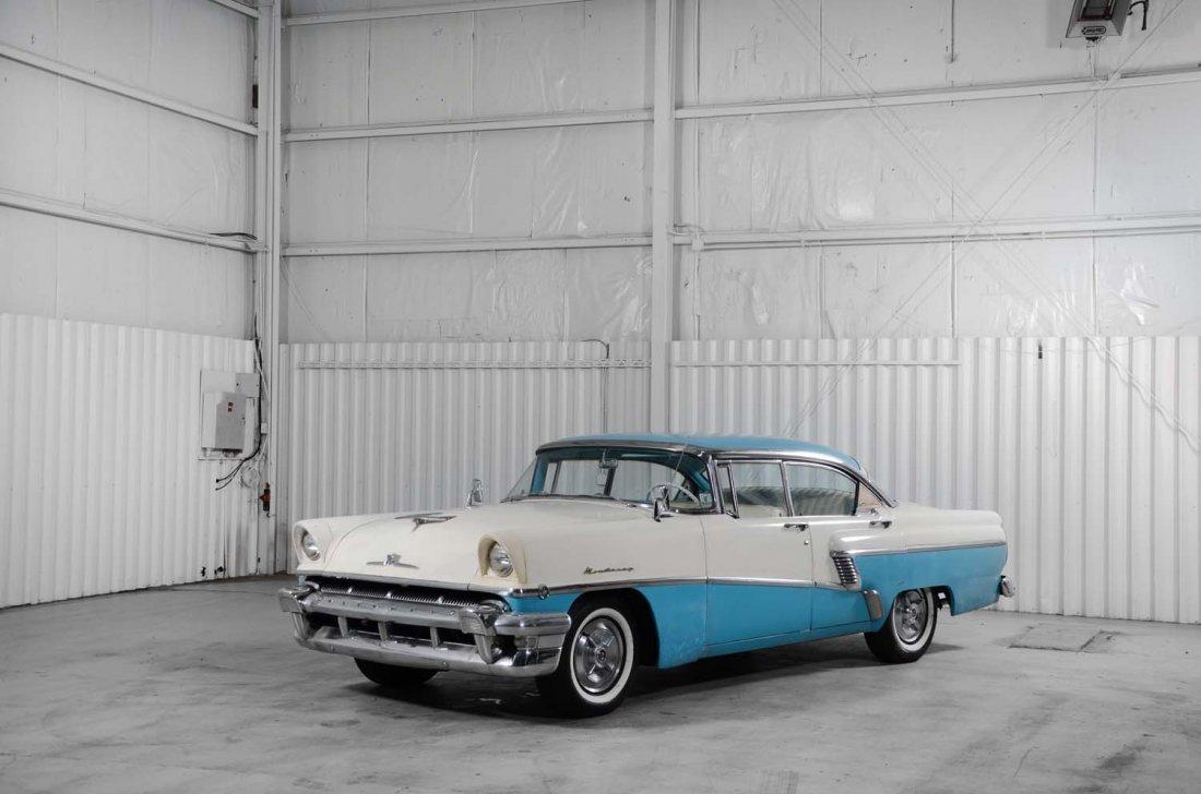 1956 Mercury Monterey Phaeton.