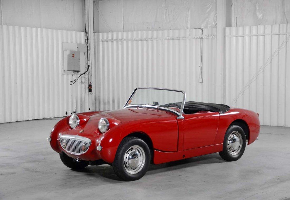 1960 Austin-Healey Sprite.