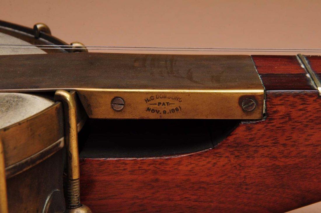 H.C. Dobson's Banjo. - 4