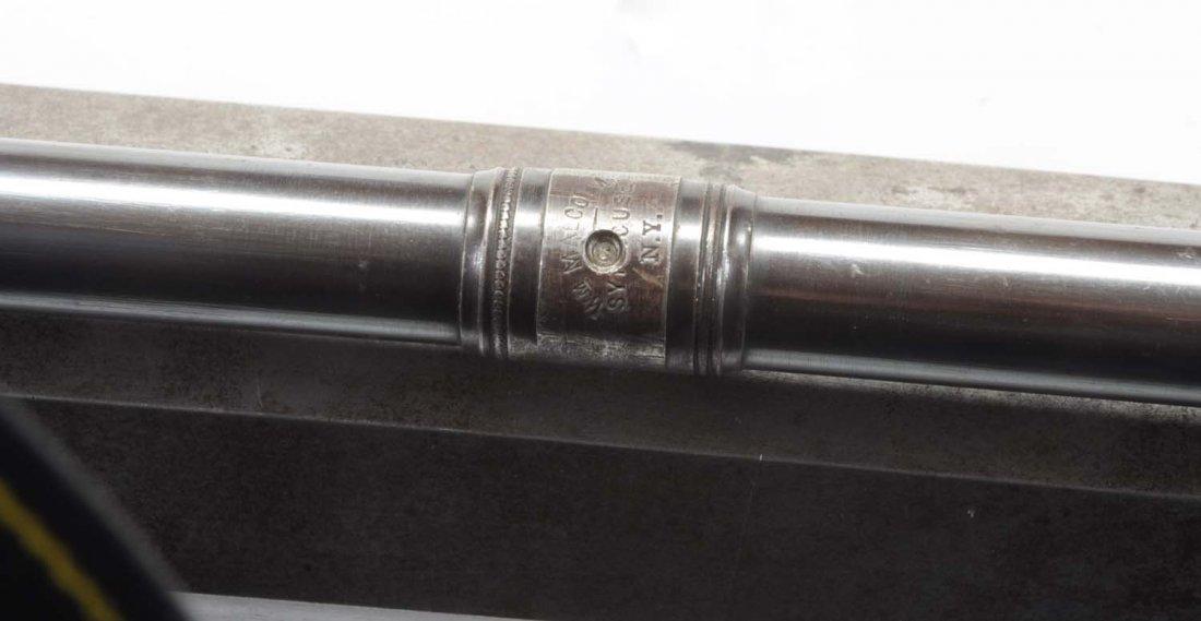 Heavy Bench Target/Civil War Sniper Rifle. - 4