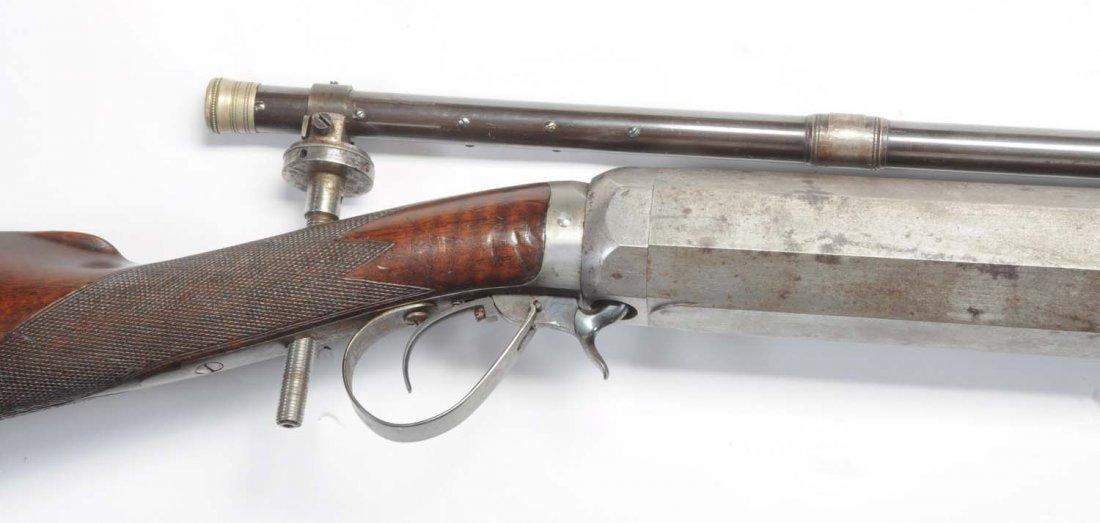 Heavy Bench Target/Civil War Sniper Rifle. - 5