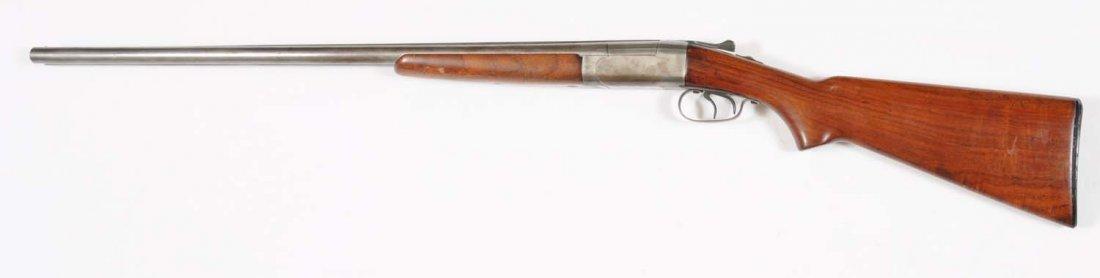 Winchester Model 24 12 Ga. SxS Shotgun.** - 2