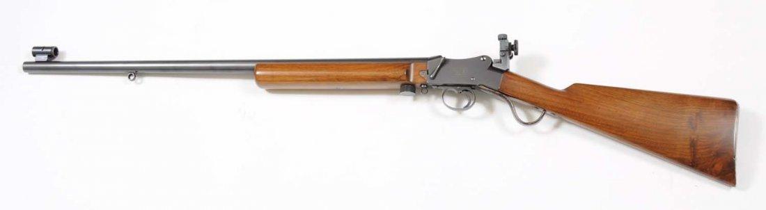 Fine W.W. Greener Martini Action .22 Rifle.** - 2
