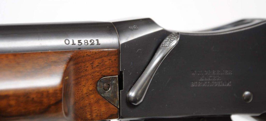 Fine W.W. Greener Martini Action .22 Rifle.** - 7