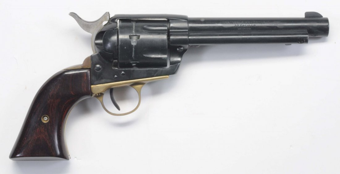 Hawes Western Six Shooter .22 Revolver.**