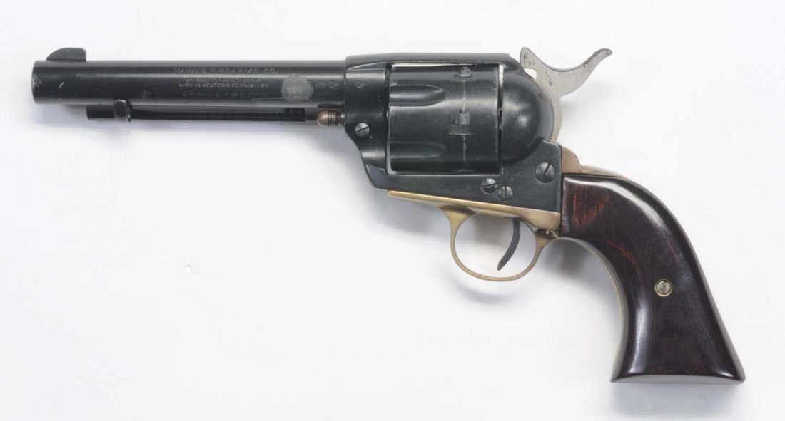 Hawes Western Six Shooter .22 Revolver.** - 2