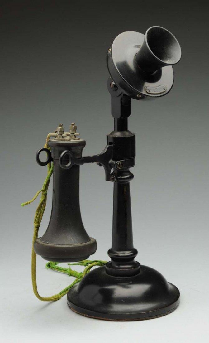 1900 No. 10 Black Tapered Shaft.