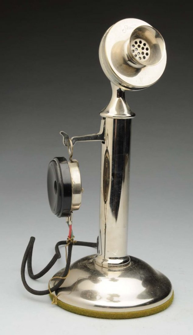 Samson Candlestick Phone.