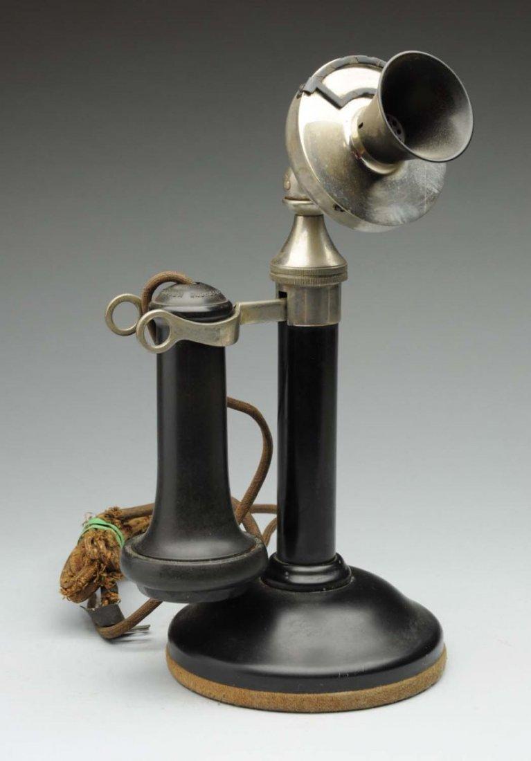 Stromberg Carlson Manual Candlestick Phone.