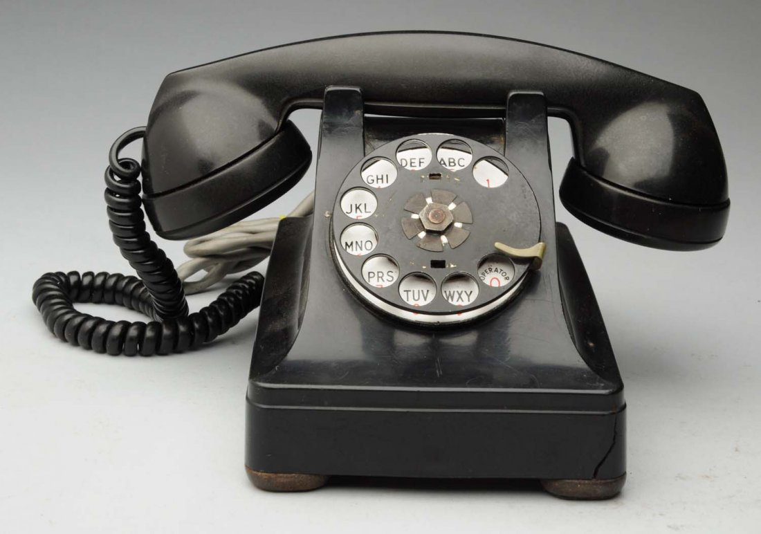 Bell Systems Desk Telephone.