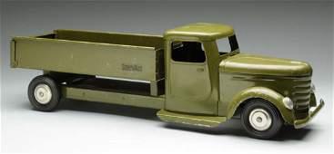 Unusual Pressed Steel Structo Dump Truck