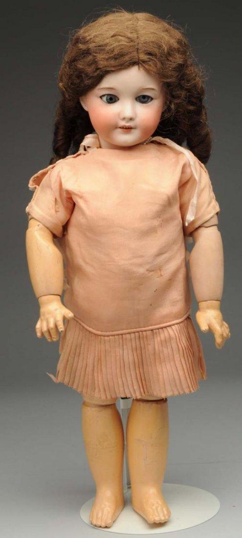 French Bisque Bébé Doll.
