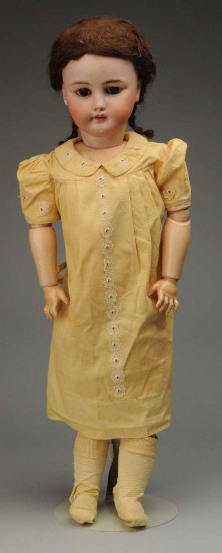 Classic Bergmann Child Doll.