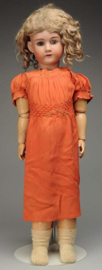 Large Handwerck Child Doll.