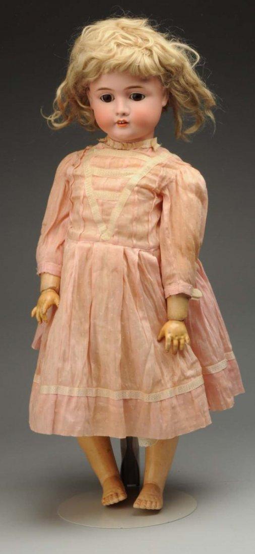 Pretty K & H Child Doll.