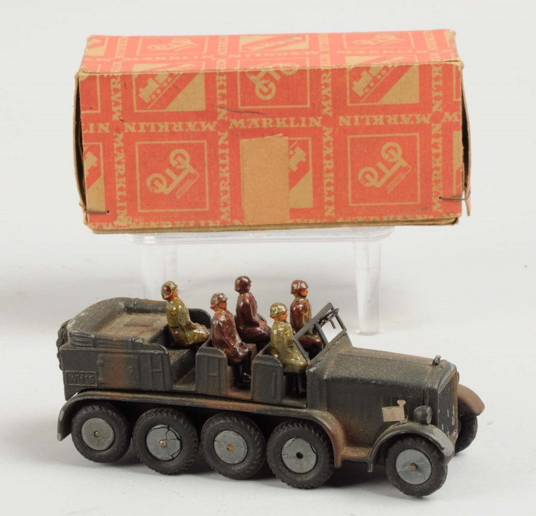 Marklin Die Cast Toy.