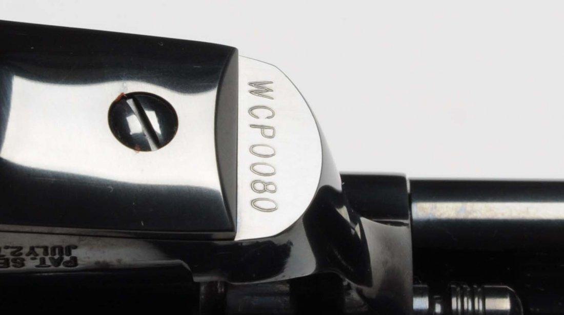 Consecutive Pair Colt SAA Custom Shop Revolvers** - 2
