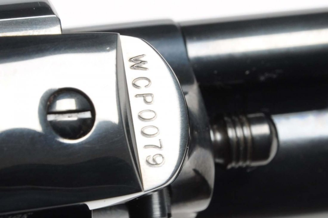 Consecutive Pair Colt SAA Custom Shop Revolvers** - 9