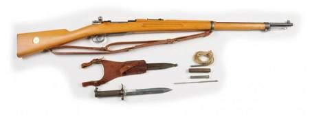 1918 Swedish Mod 1896 Bolt Action Mauser Rifle.**
