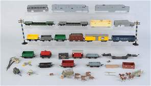 Large Grouping Of Misc Trains Parts