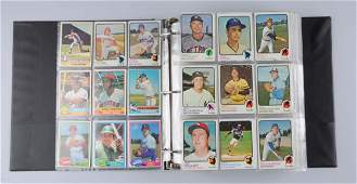 Lot of Approx 500 Vintage Baseball Cards