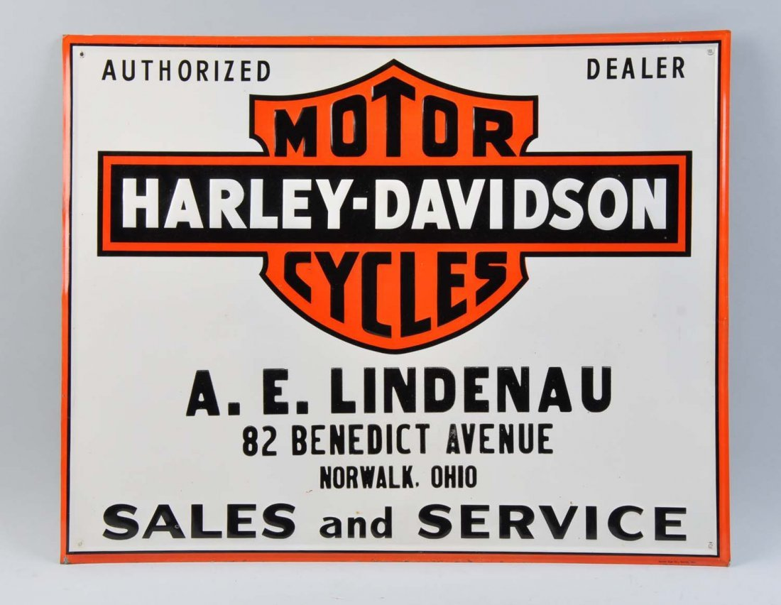 Harley Davidson Motorcycles Authorized Dealer.